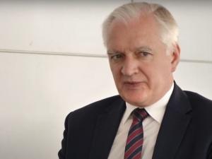 """""""Głosowałbym za odwołaniem Morawieckiego"""". Gowin nie przebiera wsłowach"""
