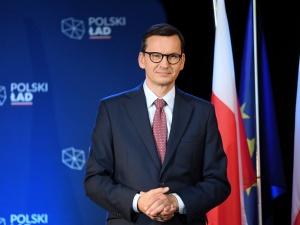 Premier: Migranci legalnie znaleźli się na Białorusi i to ona jest za nich odpowiedzialna