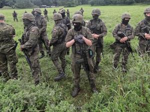 Straż Graniczna: Strona białoruska chciała zabrać całą grupę koczującą. Ponad połowa cudzoziemców...