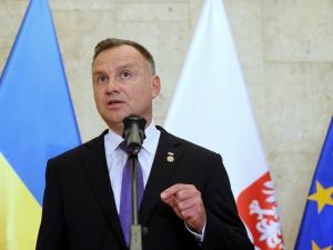 Prezydent do Polaków na Ukrainie: Polskie władze nie zapominają o Wołyniu
