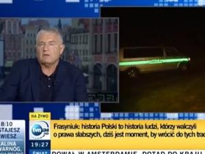Szokujące słowa Frasyniuka na antenie TVN24. Jest zawiadomienie do prokuratury