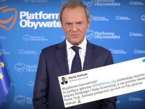 [gorące komentarze] Boi się pytań dziennikarzy (...) ordynarny kłamca. Internauci ostro o oświadczeniu Tuska