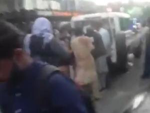 Atak przy lotnisku w Kabulu. Al-Dżazira: Zginęło co najmniej 11 osób, wśród rannych obcokrajowcy