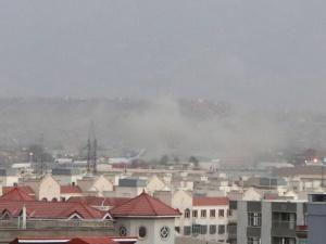 Rzecznik Pentagonu: W Kabulu doszło do co najmniej dwóch eksplozji