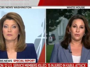 CBS News: To najgorszy dzień prezydentury Bidena