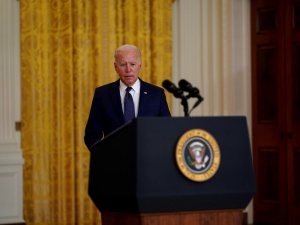 """""""To najbardziej mroczny dzień prezydentury Joe Bidena"""""""