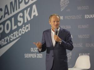 Pełnomocnik Premiera ds. Czystego Powietrza o Tusku: Kiedy byłem studentem i protestowałem zbił termometr