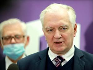 """Były zastępca Gowina pozostaje w Zjednoczonej Prawicy. """"Jedyny projekt, który służy Polsce"""""""