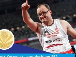 Jestem osobą bardzo wierzącą. Polski złoty medalista w rzucie dyskiem w Tokio startował z dwoma szkaplerzami na szyi