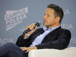 Aby wygrać wybory, nie można liczyć tylko na.... Trzaskowski poucza Tuska