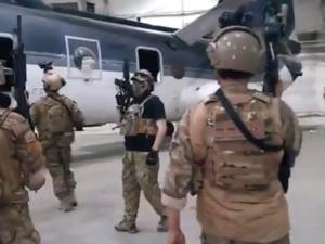 Talibowie przejmują amerykański sprzęt wojskowy [WIDEO]