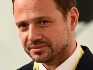 Trzaskowski o opiłowywaniu i karaniu katolików Nitrasa: mówił z pozycji zatroskanego katolika