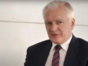 Gowin nie ukrywa: Swoją przyszłośćwidzimy po stronie opozycji