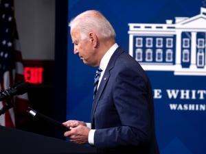"""USA: Gwałtowny spadek poparcia dla Bidena. """"Najniższy poziom od początku prezydentury"""""""