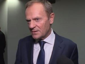 Targowica (...) To co mówi Tusk jest jakąś aberracją. Wiceminister nie przebiera w słowach