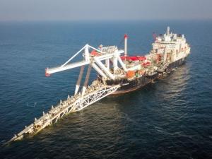Zacznie działać za kilka dni. Nord Stream 2 ukończony. Na dnie ułożono ostatnią rurę gazociągu