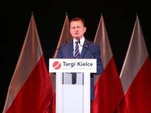 Trwa 29 Międzynarodowy Salon Przemysłu Obronnego w Kielcach. Szef MON:To wydarzenie to silna polska marka