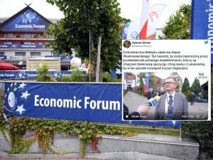 Jak białoruski agent KGB dostał się na Forum w Karpaczu? Cezary Gmyz przekazał nowe informacje