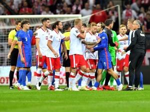 Anglicy oskarżyli polskich piłkarzy o rasizm. Rzecznik PZPN: Może czekać nas dochodzenie ze strony FIFA