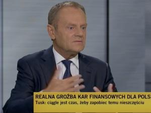 Tusk: Czasem mam wrażenie, że Polską rządzą nieznośnebachory