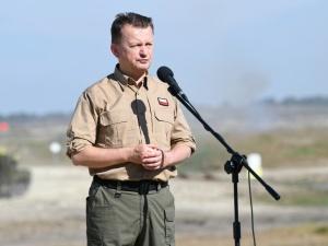 Szef MON: Konsekwentnie zwiększamy liczebnie Wojsko Polskie