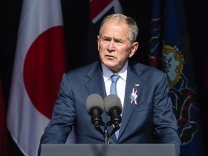 Bush: Rodzimi terroryści są dziećmi tego samego plugawego ducha, co al-Kaida