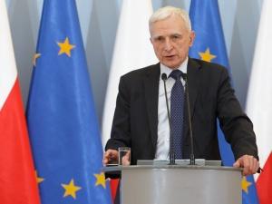 Naimski: Nie będziemy przedłużali kontraktu na gaz z rosyjskim Gazpromem