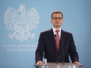 Morawiecki: To jest próba naruszenia integralności państwa polskiego i suwerenności naszych granic