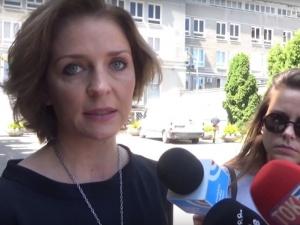 Joanna Mucha wróci do PO ze względu na słabe sondaże Hołowni? Posłanka zaprzecza