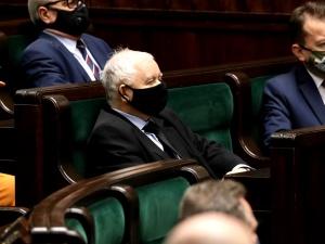 Kaczyński został zapytany o Polexit. Twarde stanowisko szefa PiS