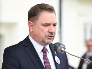 [XXXIX Pielgrzymka Ludzi Pracy] Piotr Duda: Dzięki polskiemu Kościołowi możemy dzisiaj…