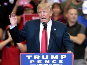 """Trump pozwał """"New York Times"""" i swoją bratanicę. Żąda gigantycznego odszkodowania"""