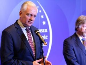 Gowin zorganizował konferencję ws. sobotniej propozycji Tuska. Jesteśmy gotowi do współpracy