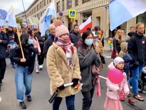 [video] Imigranci z Wietnamu na Marszu Życia i Rodziny