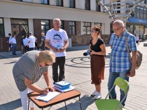 Opolska Solidarność zbiera podpisy pod projektem o emeryturach stażowych