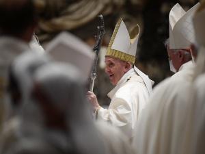 50-lecie Rady Konferencji Episkopatów Europy. Abp Gądecki koncelebrował mszę z Papieżem
