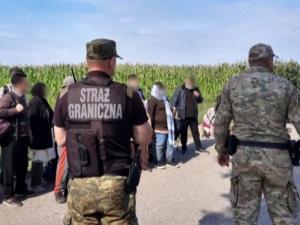 Rośnie liczba nielegalnych imigrantów. Straż Graniczna przekazała najnowszeinformacje