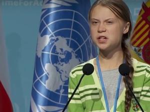Greta podczas pobytu w Berlinie nie znalazła czasu by wpaść do nastolatków, którzy ogłosili strajk głodowy w obronie klimatu