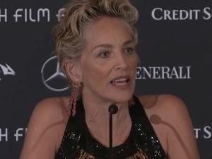 Bul*shit. F*ck. Próba segregacji'. Sharon Stone wulgarnie o sytuacji LGBT w Polsce