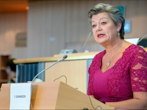 Komisarz KE Ylva Johansson: Nie możemy okazać słabości wobec Alaksandra Łukaszenki