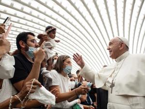 Papież do Polaków: Bądźcie zwiastunami łaski i miłosierdzia Pana