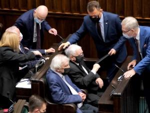 """PiS szykuje rewolucję w ordynacji wyborczej? """"Kaczyński już podpisał kwity z Kukizem"""""""