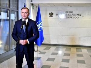 Stan wyjątkowy na granicy z Białorusią. Jest decyzja prezydenta