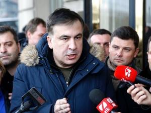 """Ukraina zwraca się do Gruzji ws. Saakaszwilego. Kijów będzie udzielać mu """"odpowiedniego wsparcia"""""""