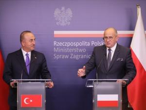Polska jest partnerem strategicznym. Szef MSZ Turcji zadeklarował współpracę ws. nielegalnej migracji