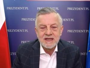 Zybertowicz o sytuacji na granicy: To nie są niewinne ofiary. Chcą się dostać do Niemiec