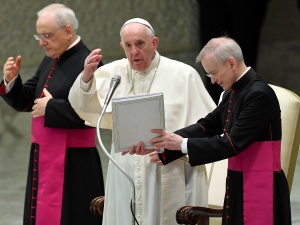 Papież: To nasza hańba, moja hańba. Jest to czas wstydu