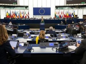 Odlot. W Parlamencie Europejskim trwa debata nt. zaostrzenia prawa aborcyjnego... w Teksasie