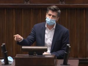 Lewica żąda od premiera wycofania wniosku do TK. Dziennikarka: Ale wnioskodawca nie może wycofać wniosku