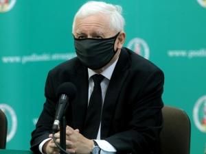 Kaczyński zapytany o wyrok TK. Nie przebierał w słowach
